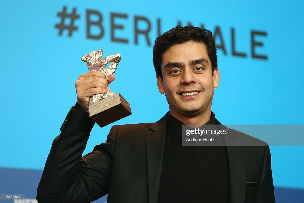 Award Winners Press Conference - 65th Berlinale International Film Festival : News Photo