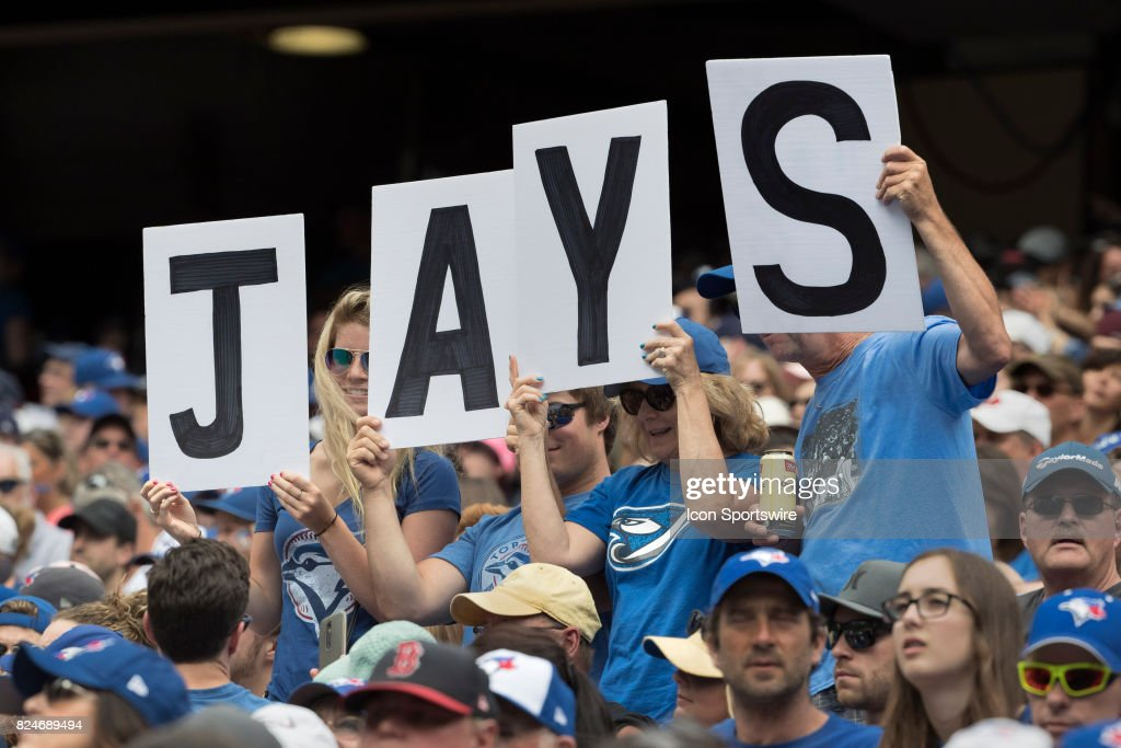 MLB: JUL 29 Angels at Blue Jays : News Photo