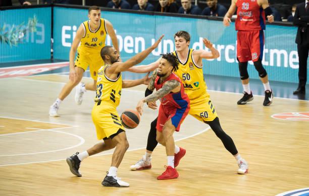 DEU: EuroLeague - ALBA Berlin - CSKA Moscow