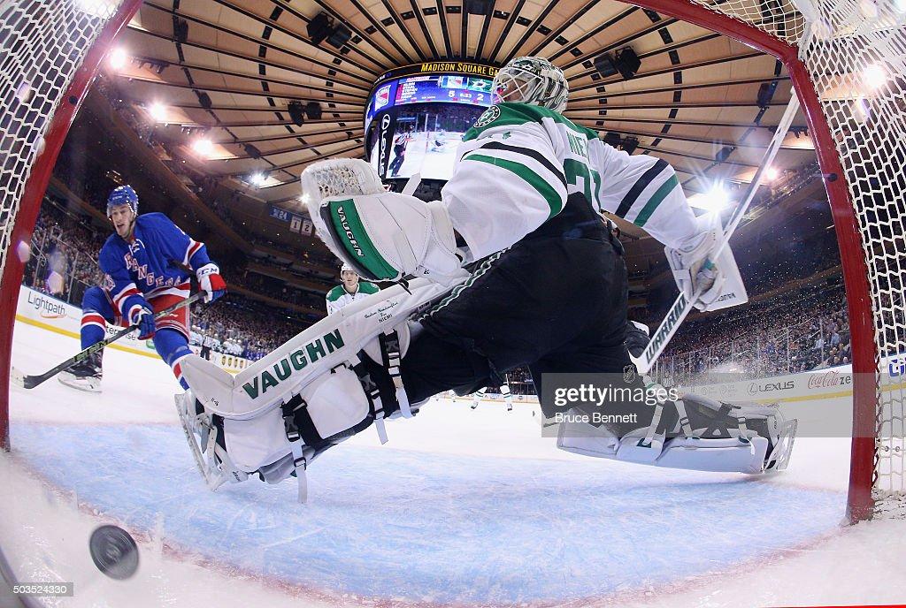 Dallas Stars v New York Rangers