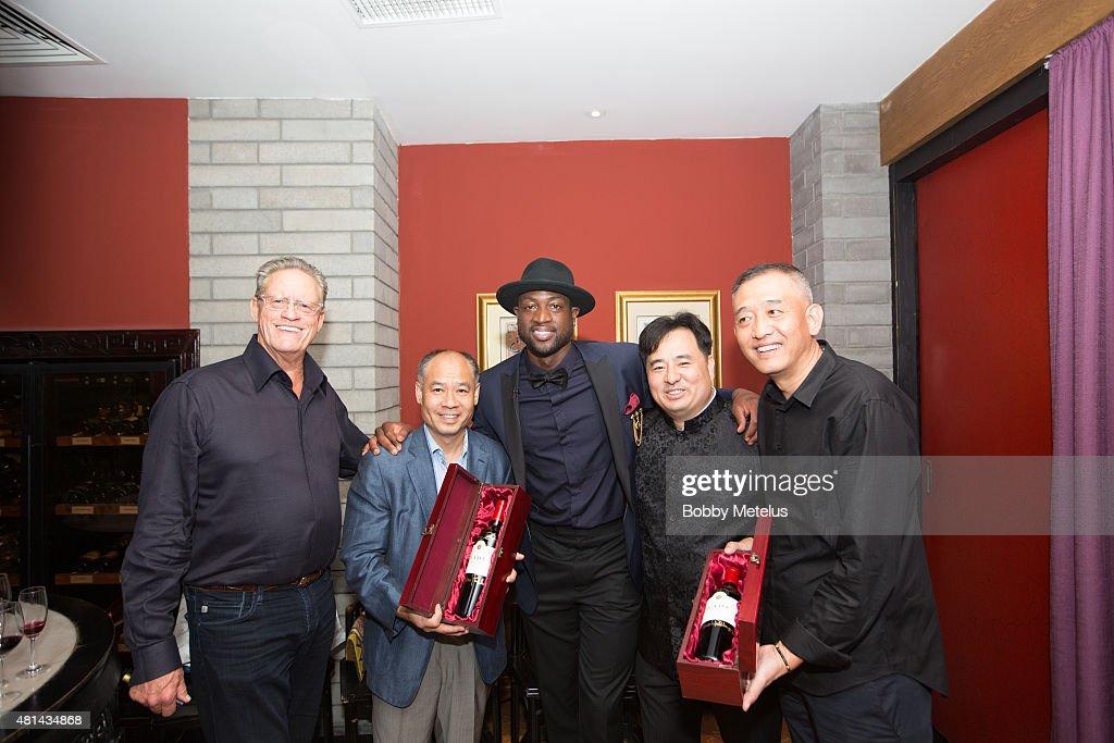 Dwyane Wade and Gabriel Union Visit China