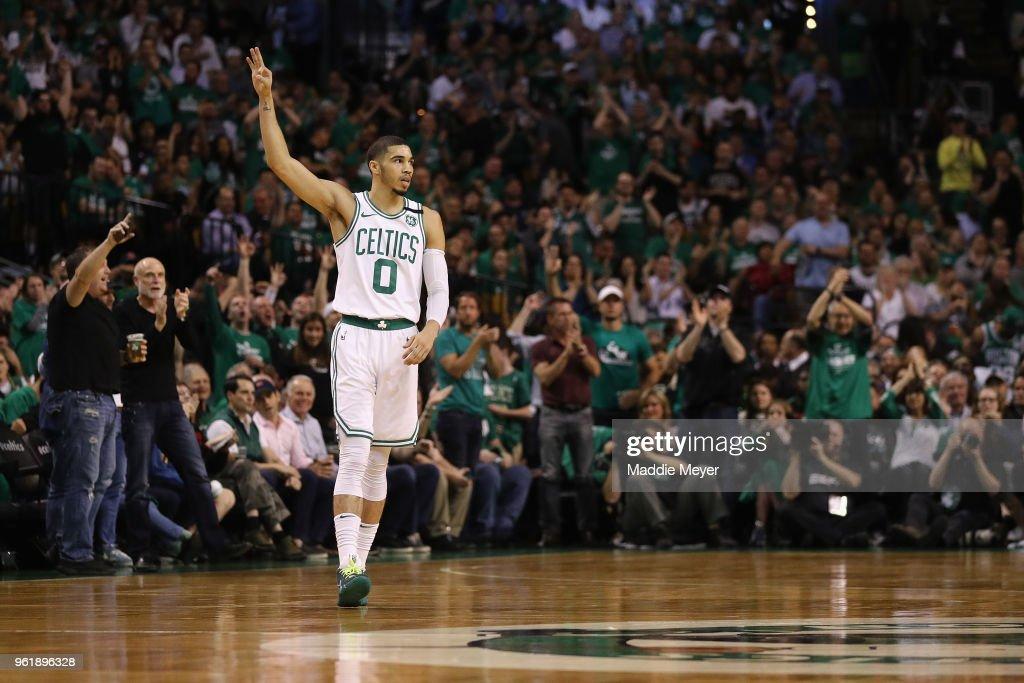 Cleveland Cavaliers v Boston Celtics - Game Five
