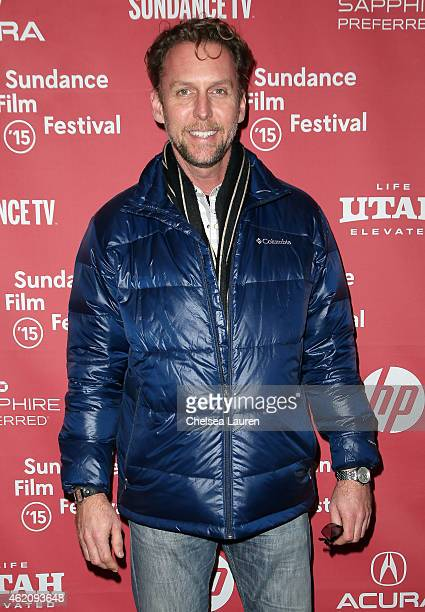 Jayson Warner Smith attends the Mississippi Grind premiere during the 2015 Sundance Film Festival on January 24 2015 in Park City Utah