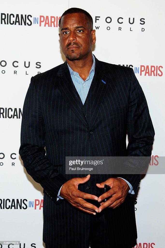 New York Special Red Carpet Screening of Focus World's PUERTO RICANS IN PARIS