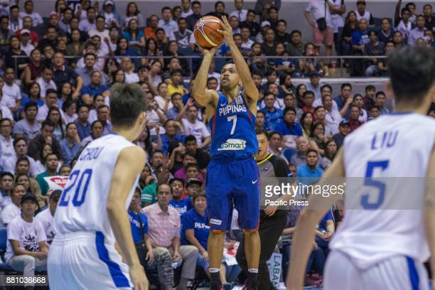 Jayson Williams pulloff a jumper Jayson Williams scored a total of 20 points in 7 out of 12 field goals Gilas Pilipinas defended their home against...