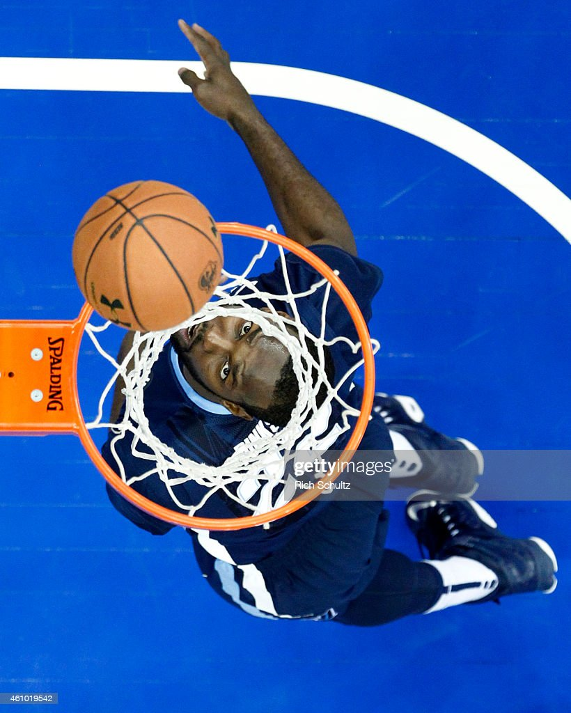 JayVaughn Pinkston #22 of Villanova looks up at his shot against Seton Hall during the first half of an NCAA college basketball game on January 3, 2015 at the Prudential Center in Newark, New Jersey. Seton Hall defeated Villanova 66-61 in overtime.