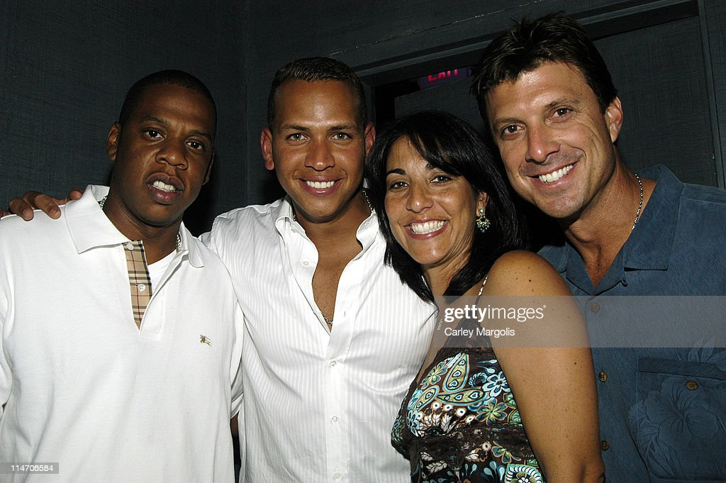 Alex Rodriguez's Surprise 30th Birthday Party at The 40/40 Club