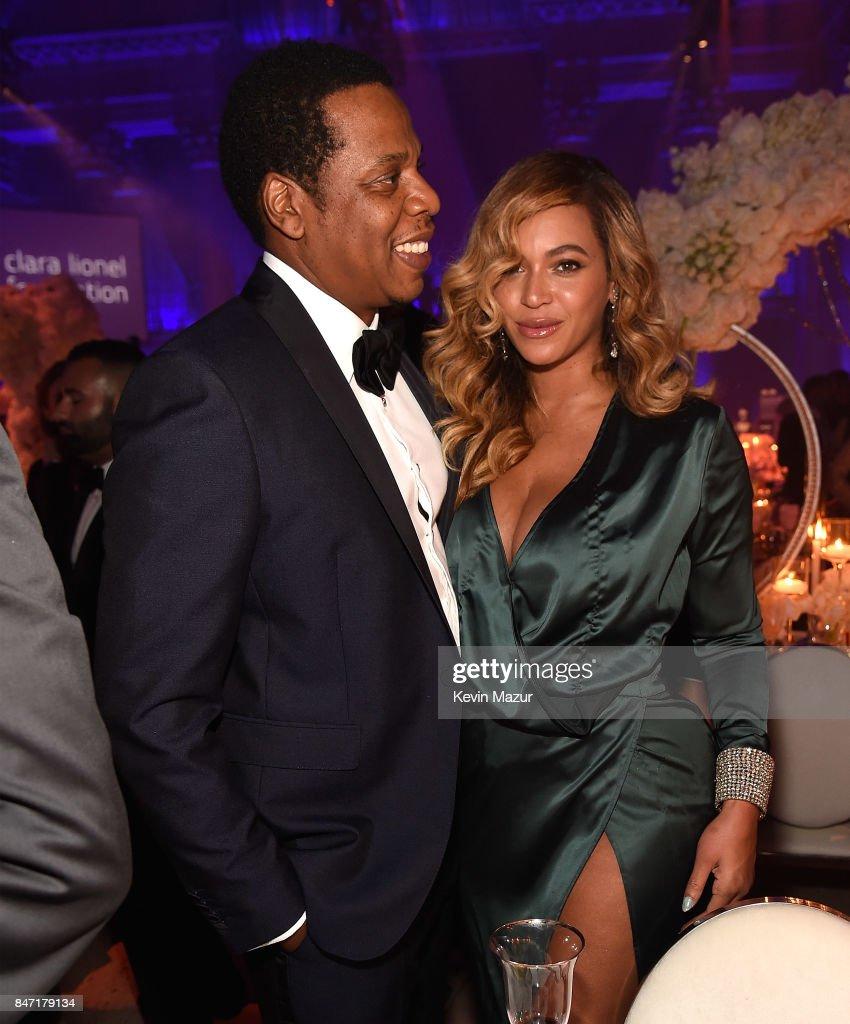 Rihanna's 3rd Annual Diamond Ball Benefitting The Clara Lionel Foundation at Cipriani Wall Street - Inside : News Photo