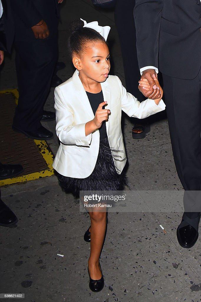 Celebrity Sightings in New York City - June 6, 2016 : News Photo
