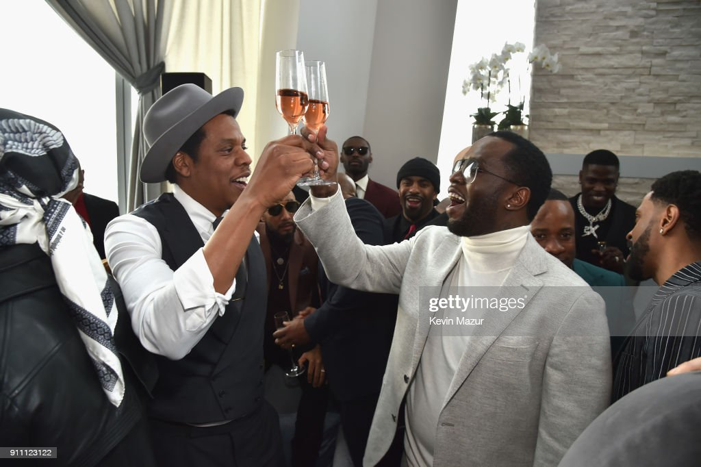 Inside Roc Nation's 2018 pre-GRAMMYs Brunch