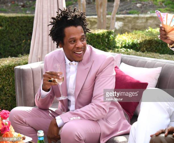 Jay-Z attends 2020 Roc Nation THE BRUNCH on January 25, 2020 in Los Angeles, California.