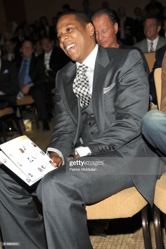 Jay Z Attends Audemars Piguet Time To Give Celebrity Watch Auction