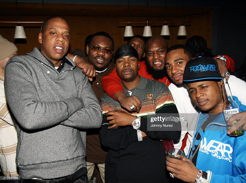Jay-Z, Beanie Sigel, Memphis Bleek, Freeway and Young Gunz