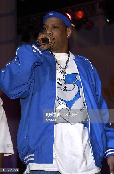 JayZ during LIFEBeat's Urban AID 2 Benefit Concert at Beacon Theater in New York City New York United States