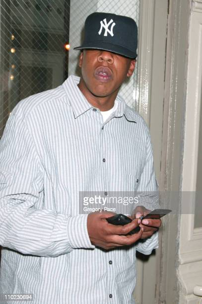 JayZ during Louis Vuitton and Interview Magazine Host Party for Pharrell Williams and Nigo to Celebrate Their Sunglasses Collection at Louis Vuitton...