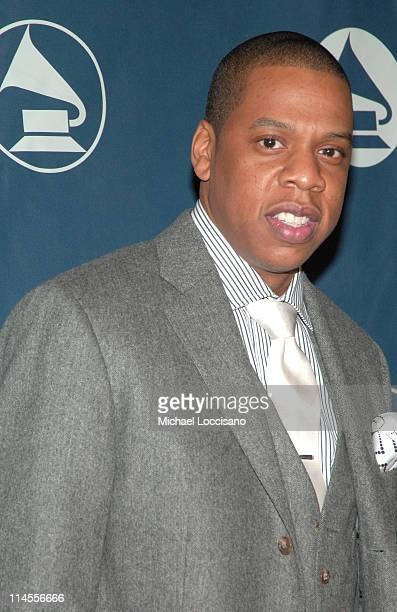 Jay-Z, Honoree during The Recording Academy Honors 2005, Presented by the NY Chapter of the Recording Academy at Gotham Hall in New York City, New...