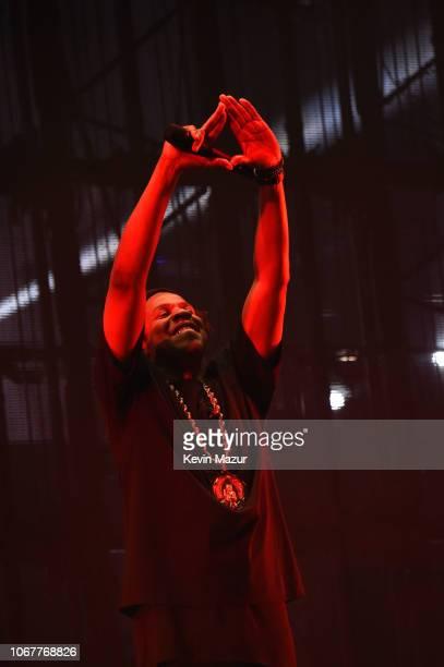JayZ performs during the Global Citizen Festival Mandela 100 at FNB Stadium on December 2 2018 in Johannesburg South Africa