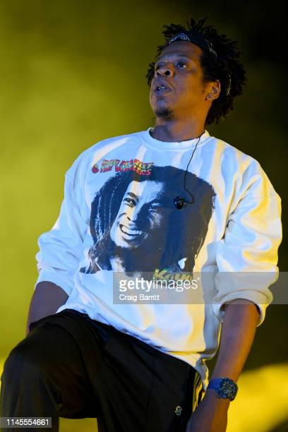 JayZ performs onstage at SOMETHING IN THE WATER Day 2 on April 27 2019 in Virginia Beach City