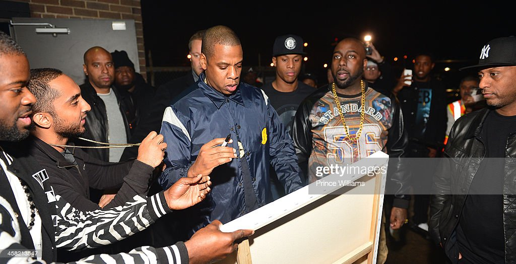 Magna Carter Tour Afterparty Hosted By Jay-Z : News Photo