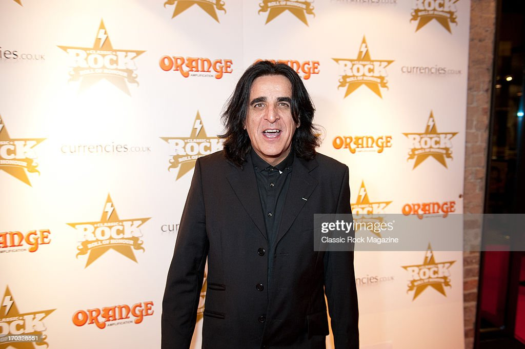 Classic Rock Roll Of Honour 2012 - Red Carpet : News Photo