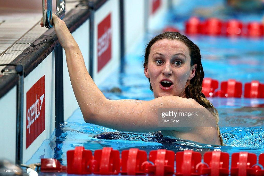 British Gas Swimming Championships 2015: Day Two