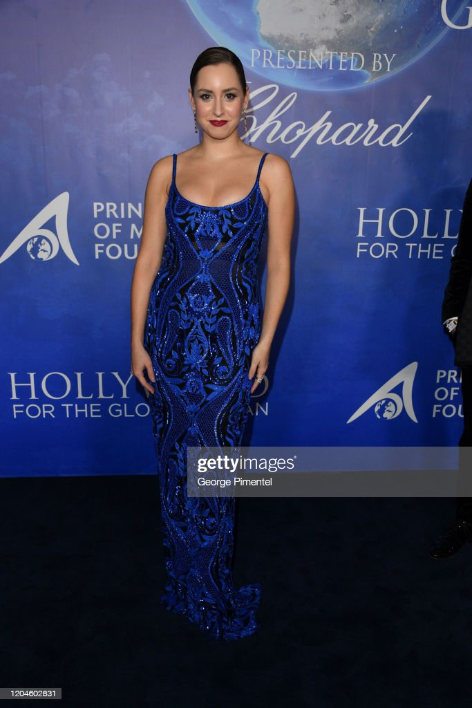 2020 Hollywood For The Global Ocean Gala Honoring HSH Prince Albert II Of Monaco - Arrivals : News Photo