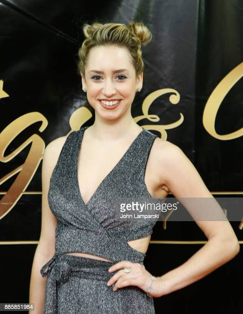 Jazmin Grimaldi attends the 2017 One Night With The Stars benefit at the Theater at Madison Square Garden on December 4 2017 in New York City
