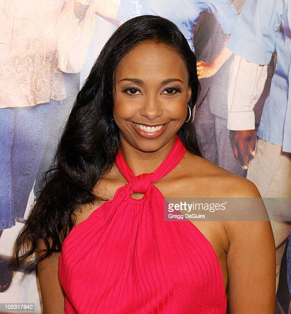Jazsmin Lewis during Barbershop 2 Back in Business Premiere at Grauman's Chinese Theatre in Hollywood California United States