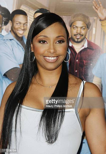 Jazsmin Lewis during Barbershop Premiere Los Angeles at Archlight Cinerama Dome in Hollywood California United States