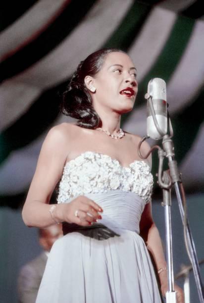 Billie Holiday At Newport Jazz