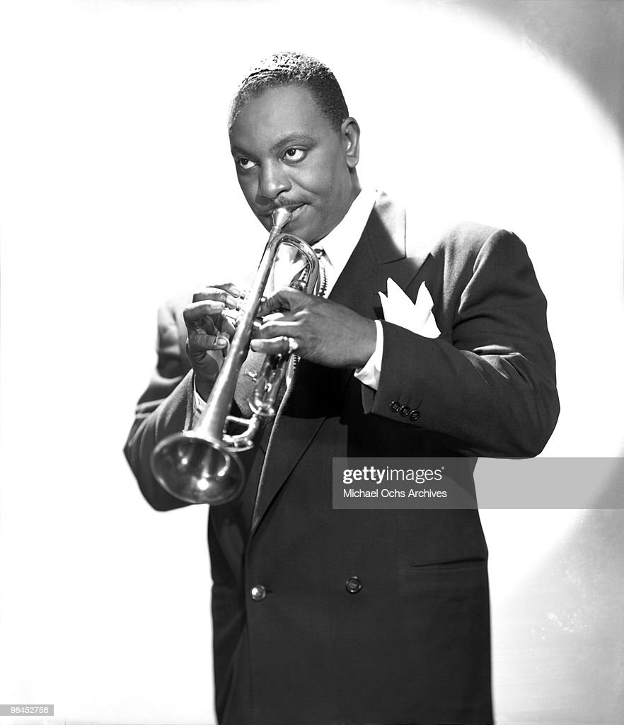 Jazz and Rhythm and Blues trumpeter Charles Melvin
