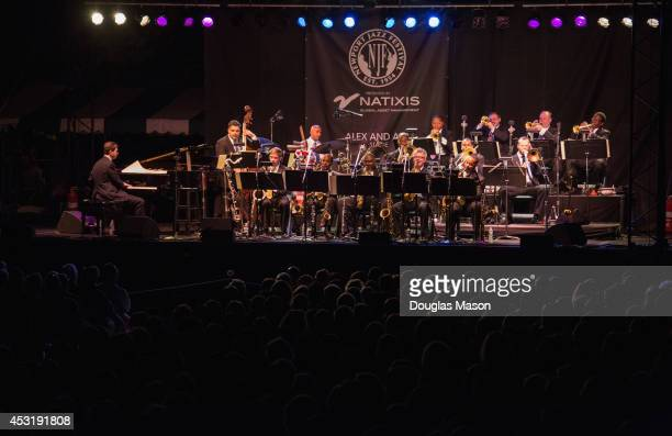 Jazz at Lincoln Center Orchestra with Wynton Marsalis Music Director trumpet Ryan Kisor Marcus Printup Kenny Rampton Vincent R Gardner Elliot Mason...
