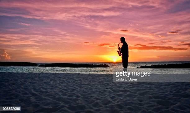 Jazz at Sunset