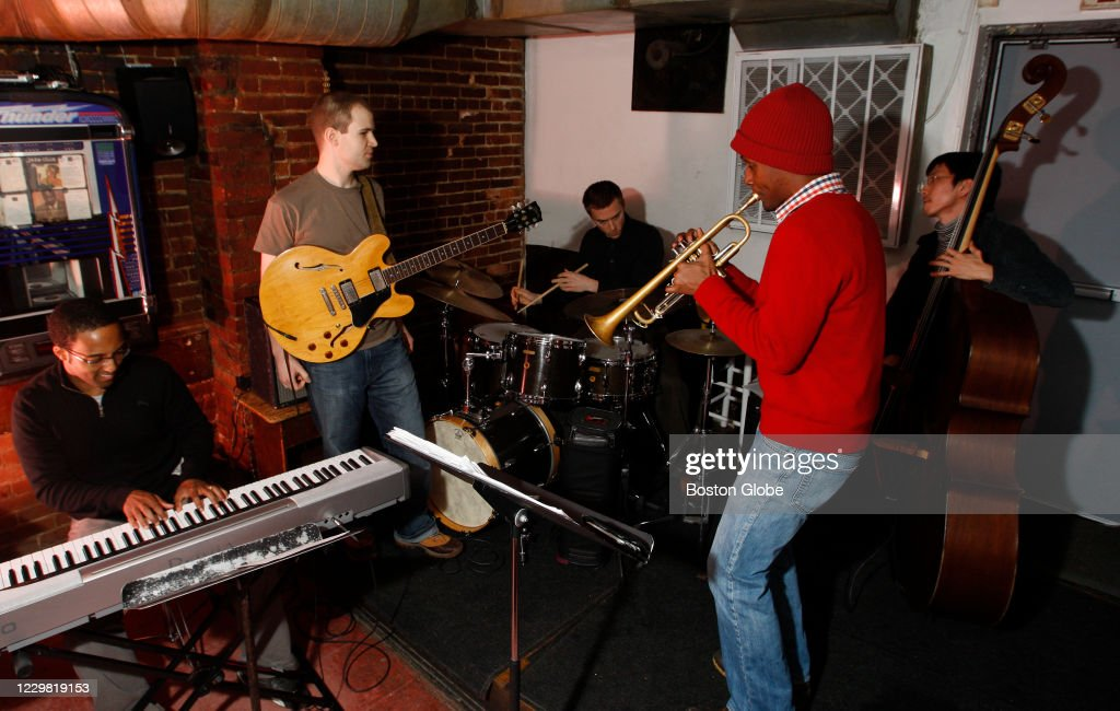 Public Option Performs at Wally's : News Photo