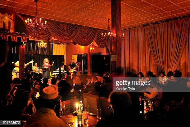 Jazz bar in Addis Abeba
