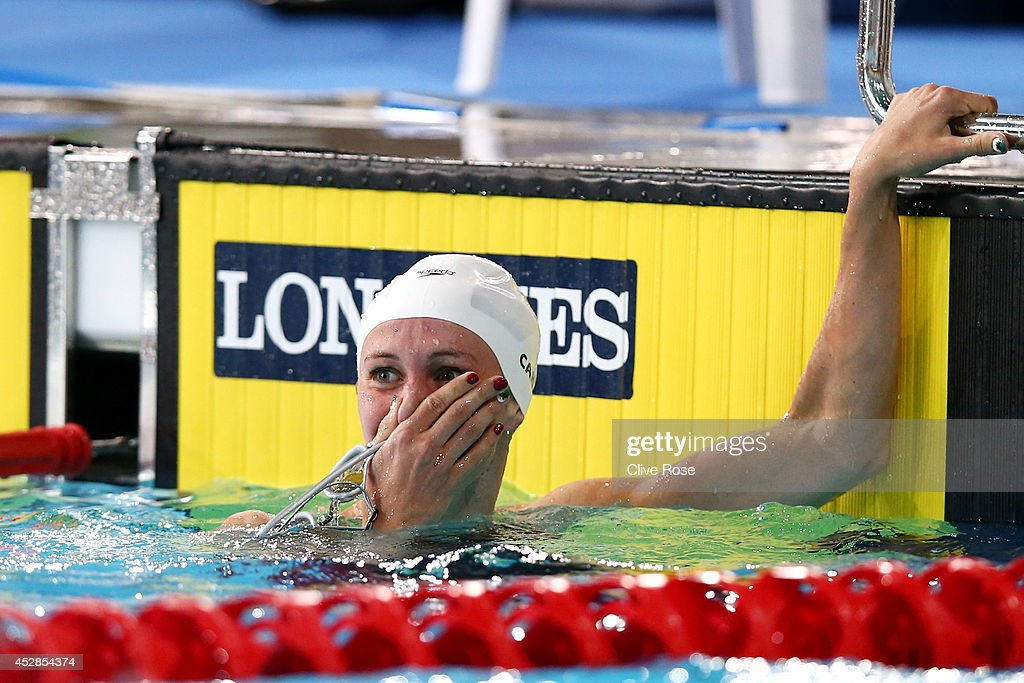 20th Commonwealth Games - Day 5: Swimming