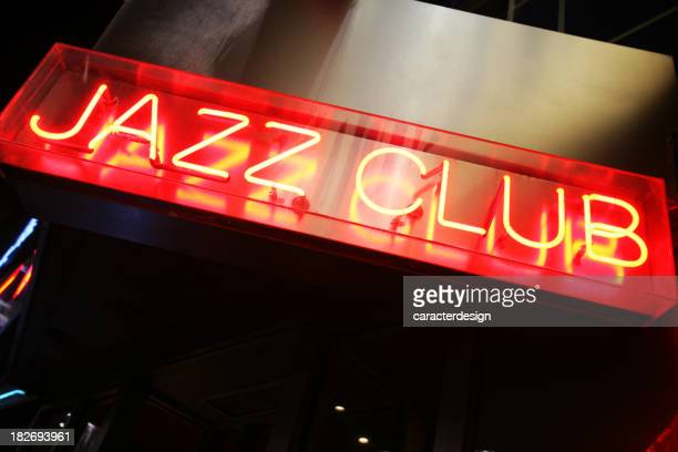 Jazz club in New York