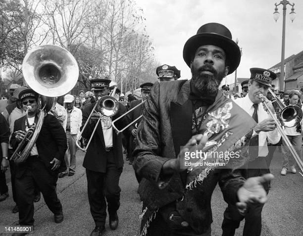 Jazz Funeral on Rampart Street