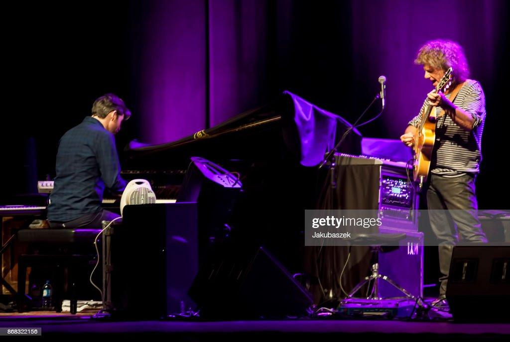 Pat Metheny Perform In Berlin : Nachrichtenfoto