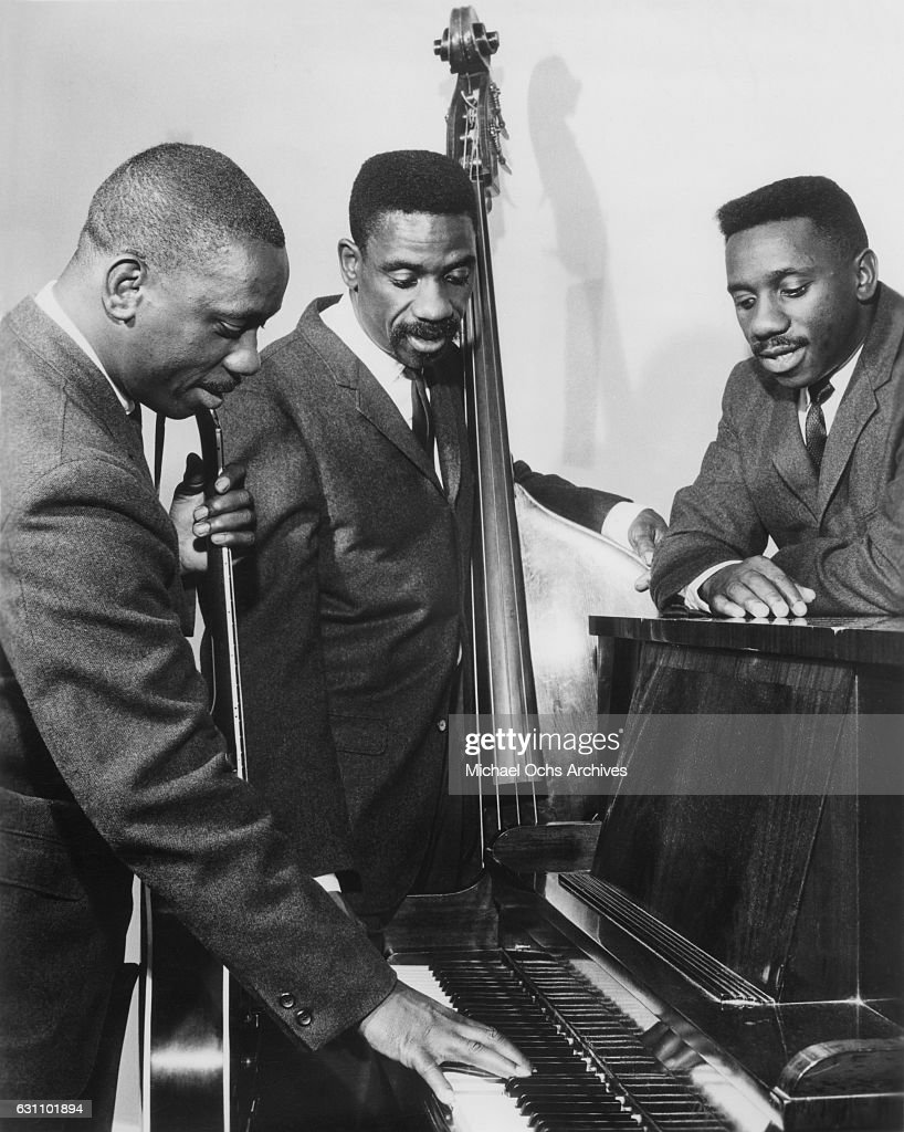 Wes Montgomery And Brothers : News Photo