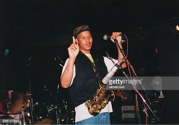 'Jazz in July' im Quasimodo Steve Coleman Saxophonist USA