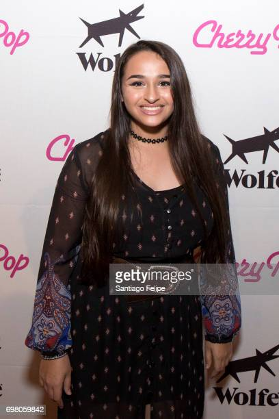 Jazz Jennings attends the Cherry Pop New York Premiere at SVA Theatre on June 19 2017 in New York City