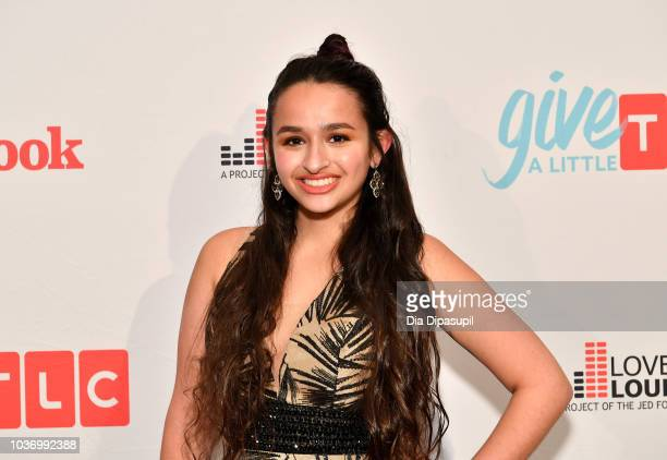 Jazz Jennings of TLC's I Am Jazz attends 2018 TLC's Give A Little Awards on September 20 2018 at Park Hyatt in New York City