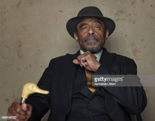 Jazz musician Archie Shepp is photographed during the Torino Jazz Festival on April 26 2018 in Turin Italy