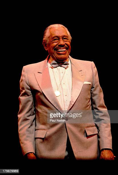 Jazz musician Cab Calloway in Chicago Illinois October 24 1987