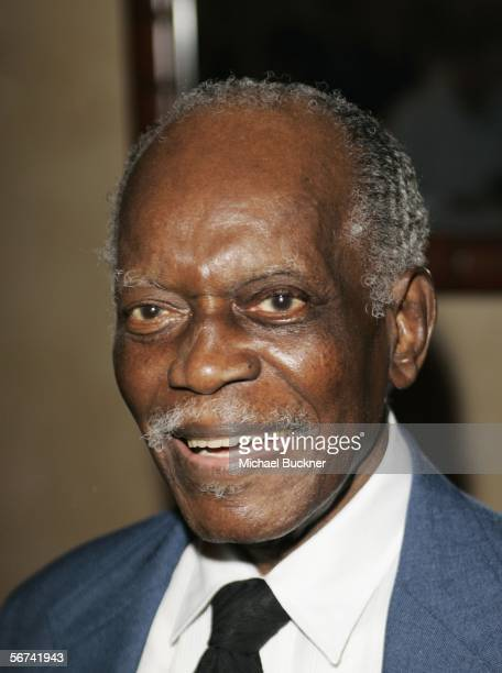 Jazz musician Hank Jones attends the Recording Academy Grammy Tribute to Jazz at the Music Box at Henry Fonda Theatre on February 3 2006 in Los...