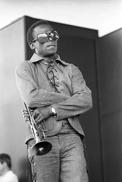 Performing At Newport Jazz Festival