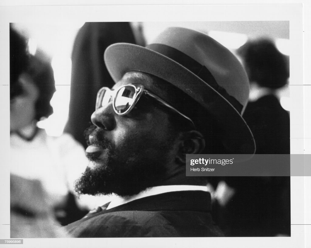 Thelonious Monk At The United Nations : Photo d'actualité