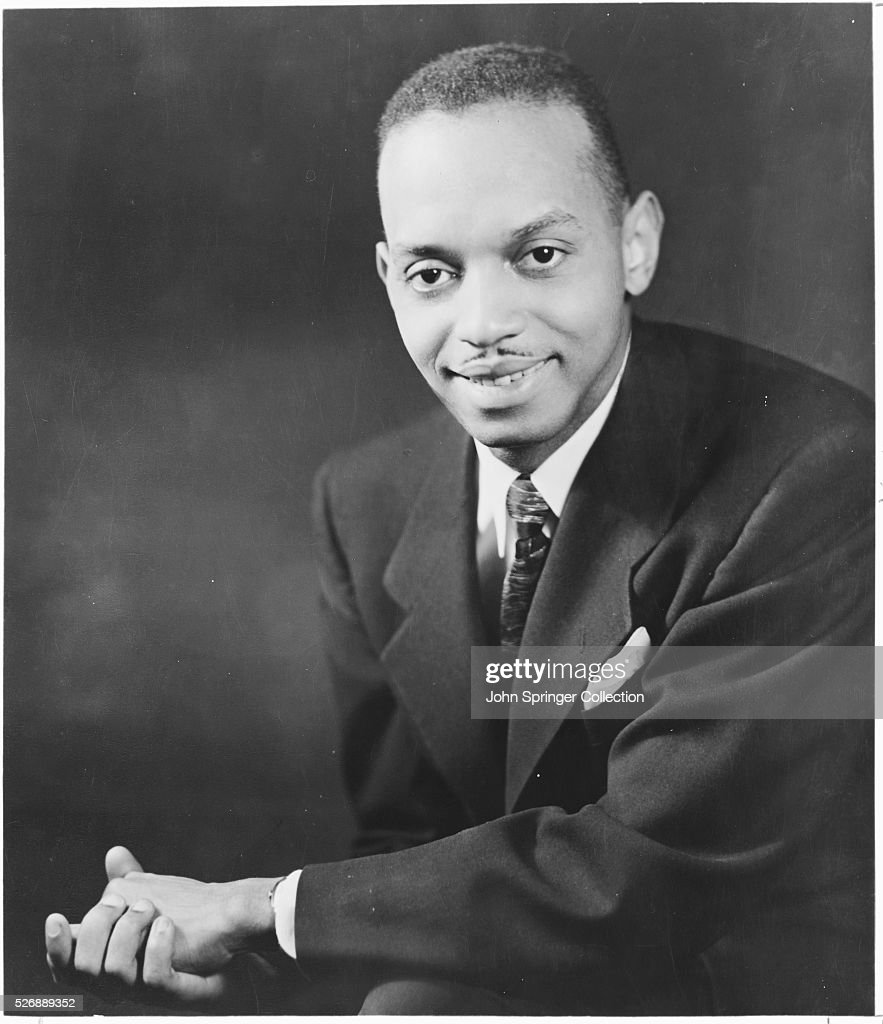 Jazz Pianist Don Shirley : News Photo