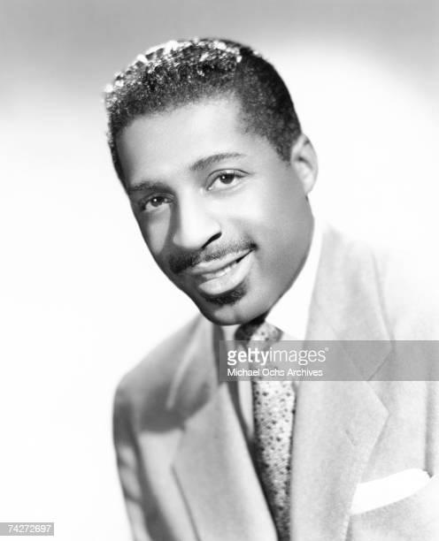 Jazz pianist Erroll Garner poses for a portrait circa 1948 in New York City New York